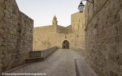Brug Revelin, Dubrovnik, Kroatië, 2019