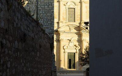 Saint Ignatius Church, Dubrovnik, Kroatië, 2019