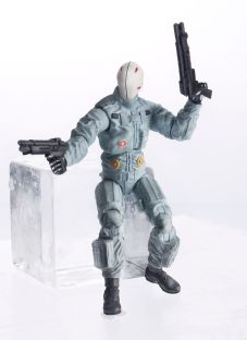 G.I. JOE 3.75 Movie Figure Data Viper A4918 a