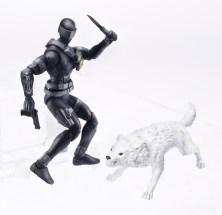 G.I. JOE 3.75 Movie Figure Ultimate Snake Eyes A2276