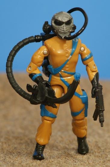 1989 G.I Joe Cobra Frag-Viper Figure Grenade Accessory