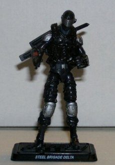 Ninja Showdown Snake Eyes
