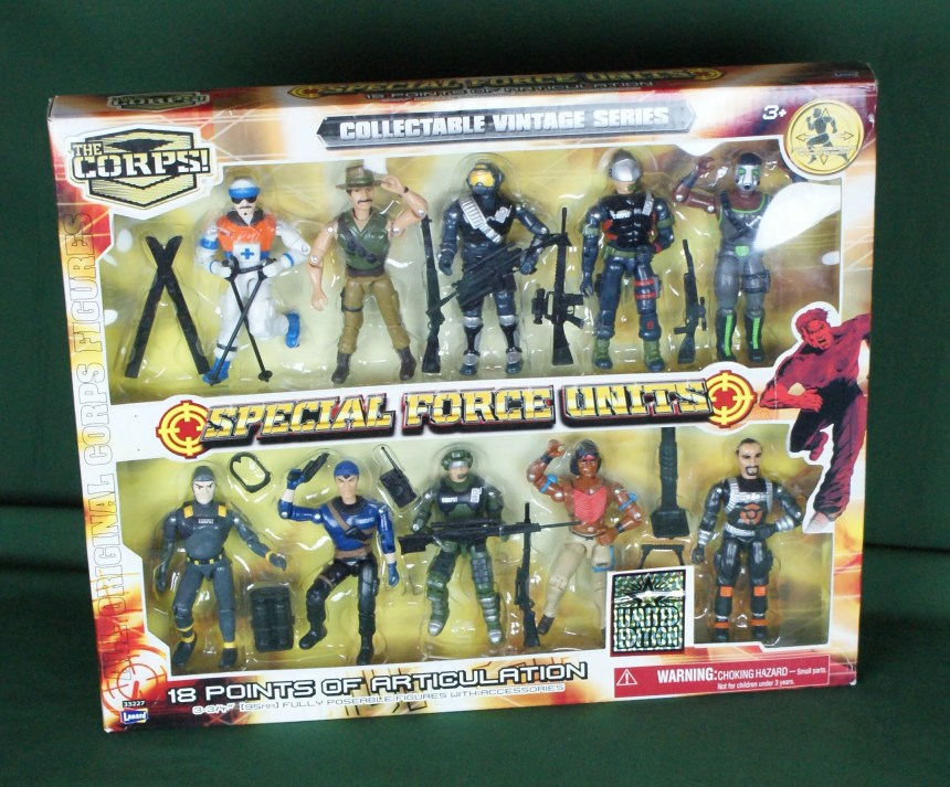 Special Force Units