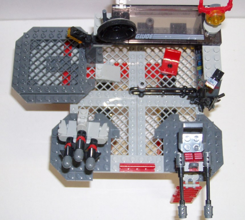Kre-O Tactical Battle Platform