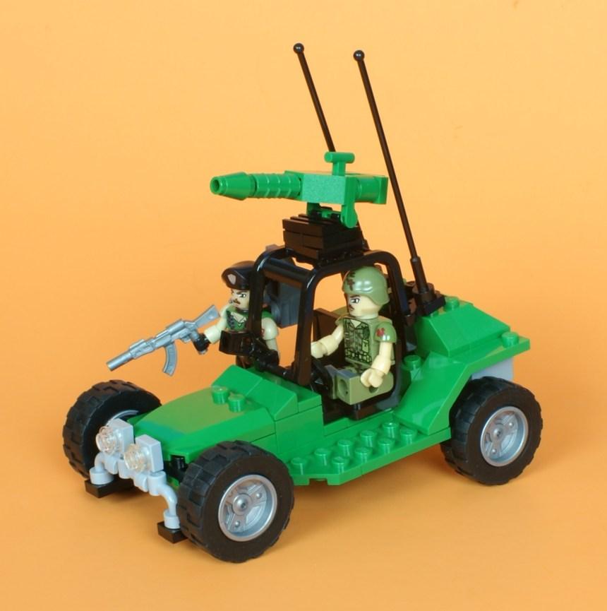 All-Terrain Scout Vehicle (Geewunner.com)