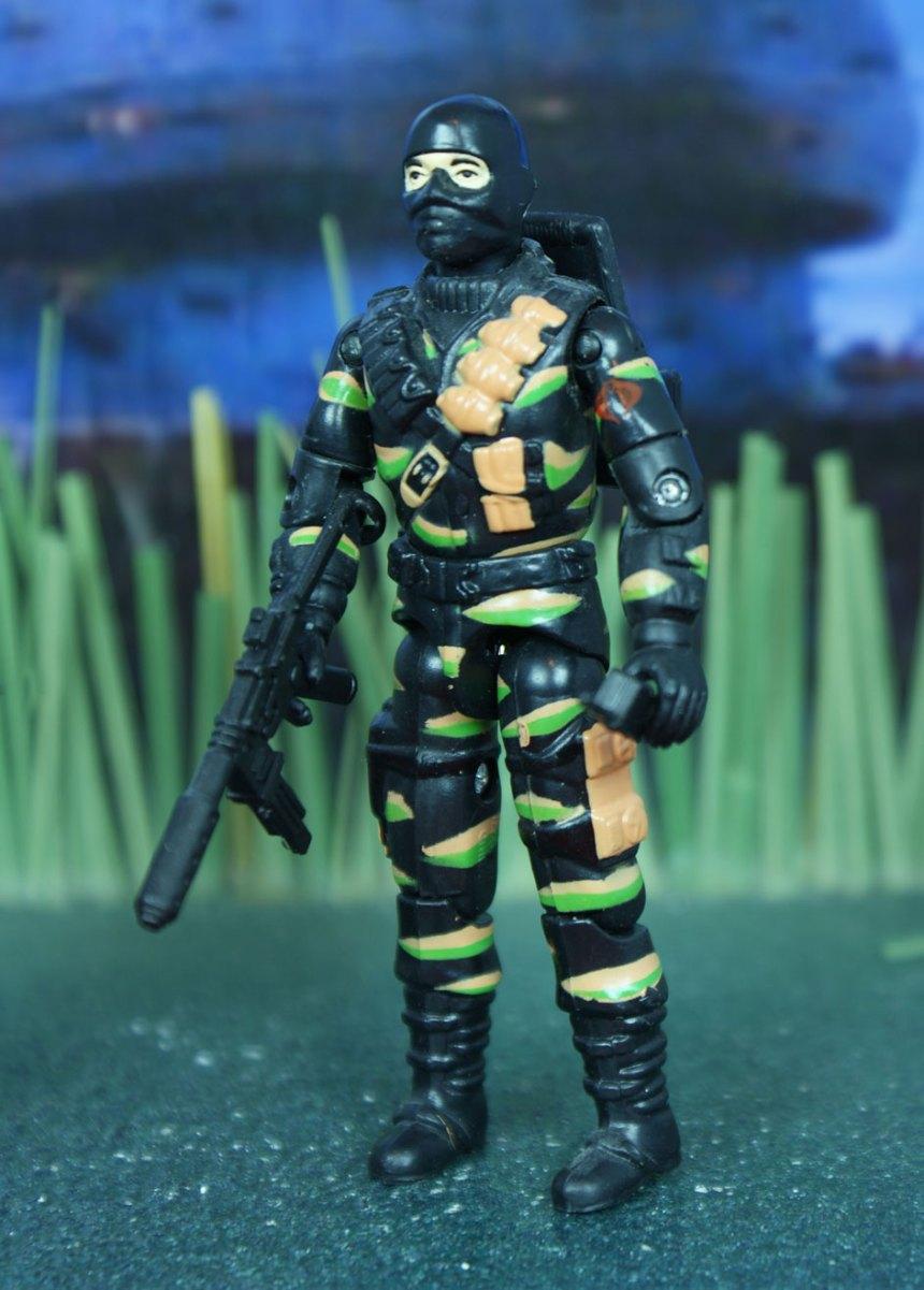 Cobra Island Infiltration Firefly (2003)