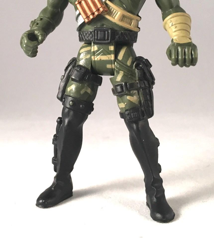 Soldier Force (Chap Mei)