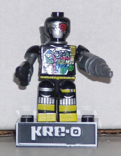 Kre-O Battle Damaged BAT