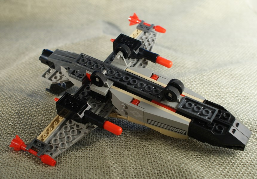 Ghost Striker X-16 (Kre-O)