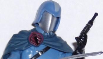 25th Anniversary Cobra Commander