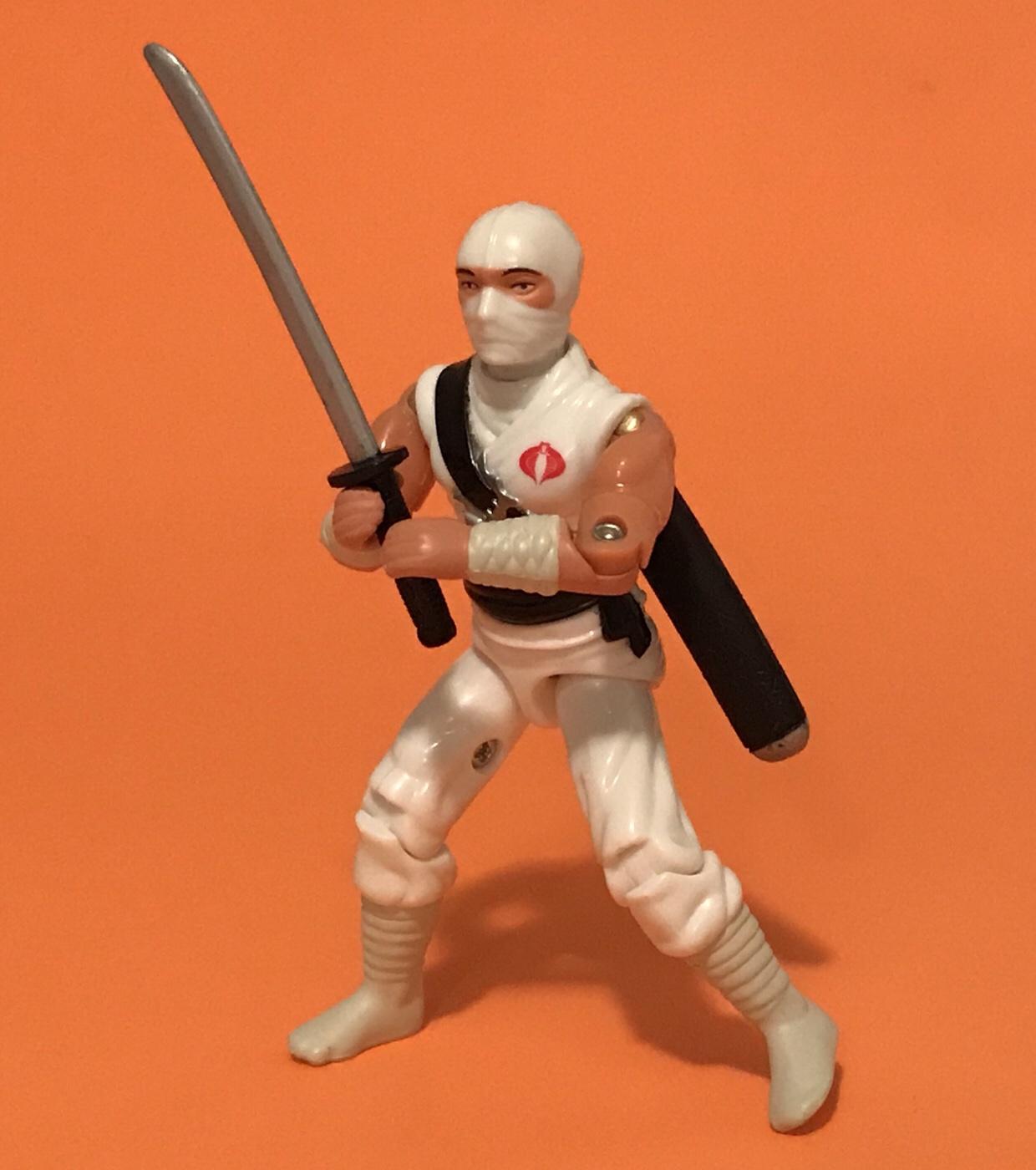 GI Joe Weapon Storm Shadow Backpack 2005 Original Figure Accessory