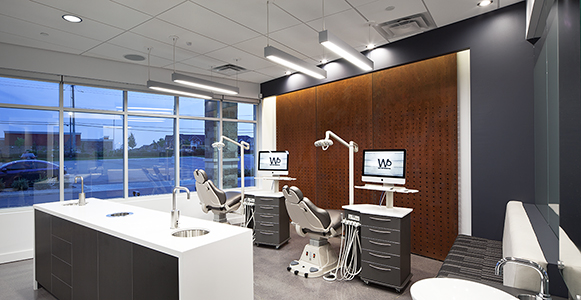 one and a half chair resistance exercise system reviews orthodontic office design in the retail environment - joearchitect