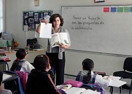 maestra, escuelas