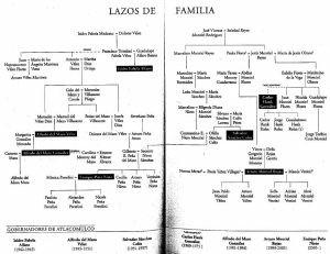 Del grupo Atlacomulco: Salinas, Peña, Del Mazo, Carlos Hank, Isidro Fabela, Arturo Montiel (Foto Wikimedia)
