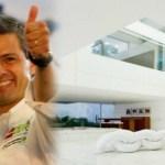 La casa blanca de Peña Nieto y la Gaviota podrá ser de todos los mexicanos
