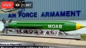 la bomba más grande