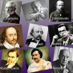 Aprende a escribir: Lista de escritores