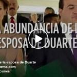 La esposa de Javier Duarte era la que ejercía el poder: Alejandro Aguirre