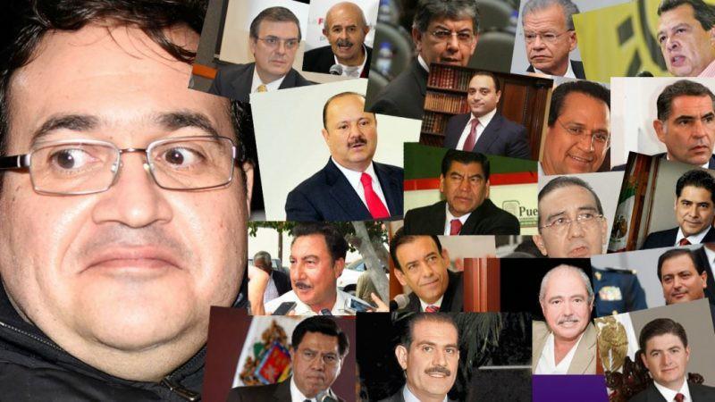 Con Javier Duarte se evidencia la corrupción del sistema político mexicano