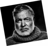 Anécdotas de escritores, Hemingway