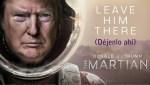 Donald Trump pide llegar a Marte durante su período presidencial