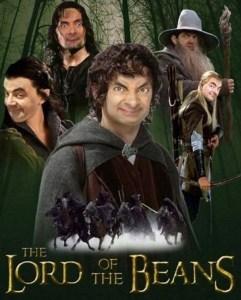 personajes de película, mr. bean