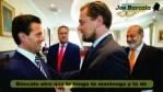 Di Caprio: ¿Crees que Peña y Slim protegerán a la vaquita marina?