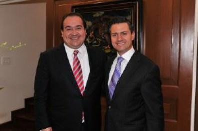 impunidad Javier Duarte, Enrique Peña Nieto