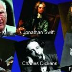 Anecdotario de escritores (Miller, Quevedo, Kafka, Byron, Swift, Dickens)