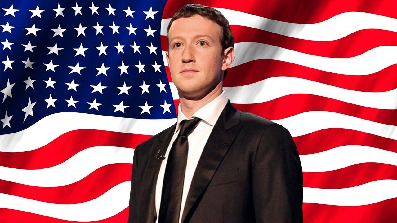 Zuckerberg, el dueño de Facebook, ¿busca la presidencia de Estados Unidos?