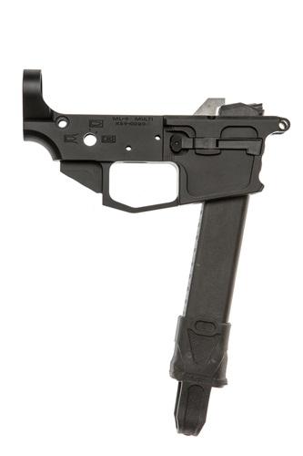 Spartan9mm Glock Magazine Compatible Billet Lower Receiver