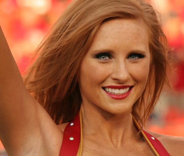 Being A Chiefs Cheerleader Is Depressing Work