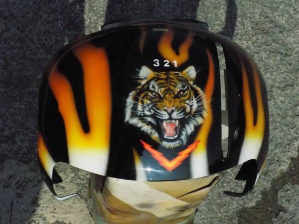 Joeby' Airbrush Art - Of Helmets