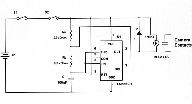 GJ Blogs: 555 Timer Circuits