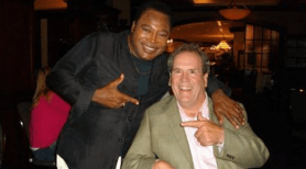 Joe Coughlin & George Benson at JazzFest International