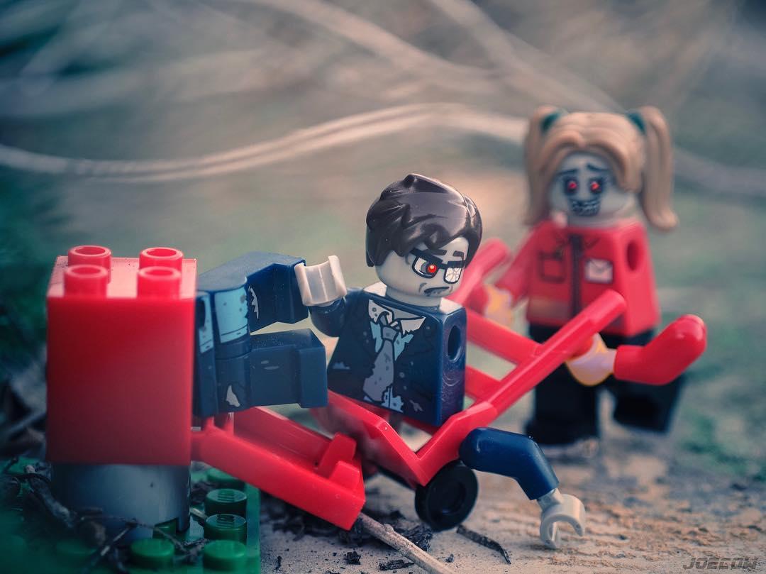 Business Trip – Zombie Style
