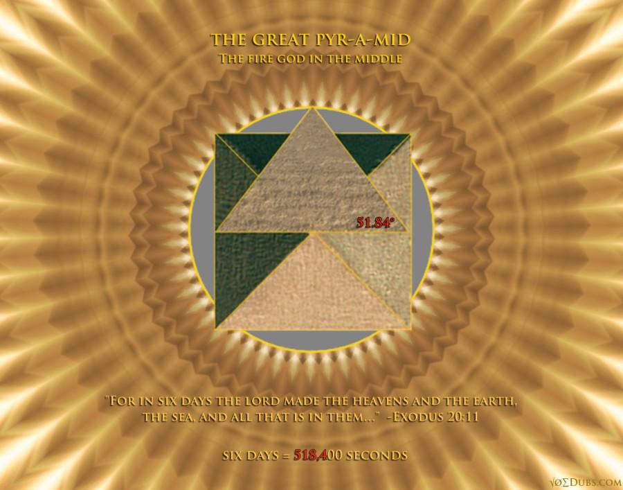 Great Pyramid of Giza 51.84