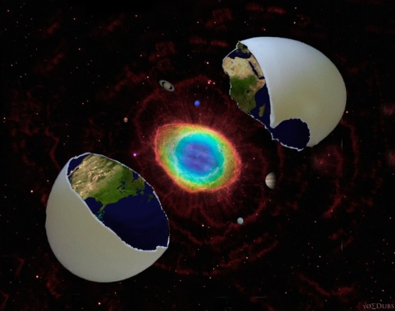 Concave Earth