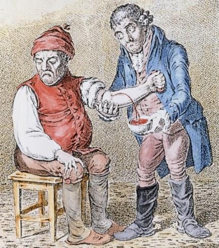 bloodletting medicine