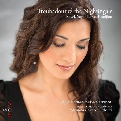 Troubadour and the Nightingale Nominated for WCMA