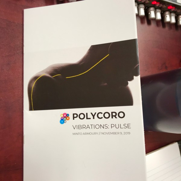 "Polycoro presents ""Pulse"" at Minto Armoury"