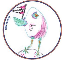 Timmy The Falcon