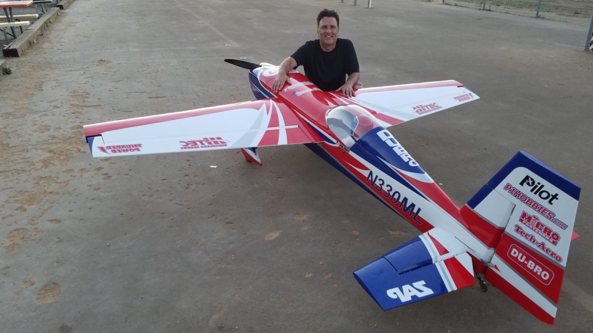 "Pilot RC 122"" Extra 330SC, DLE-170, Hitec 9380/9360, Tech-Aero IBEC, DUBRO, ThunderPower, PSP, ZAP, Micro-Fasteners, EQ-10"