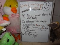 Ashley's Hurricane Rules