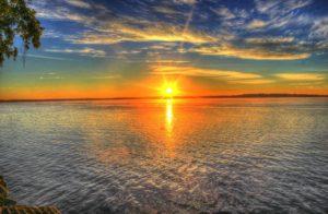 Sunrise photo from pixabay.com, CC0