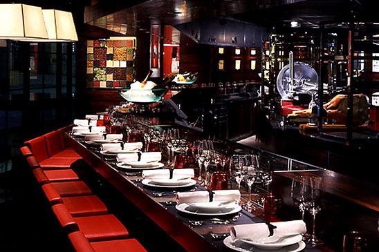 Tokyo  Restaurant Atelier of Jol Robuchon  Le Monde de