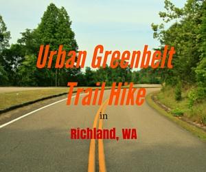 Blog Entries Tagged Urban Greenbelt Trail Hike