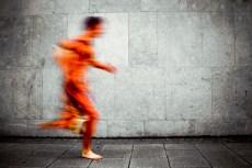 Running from Green
