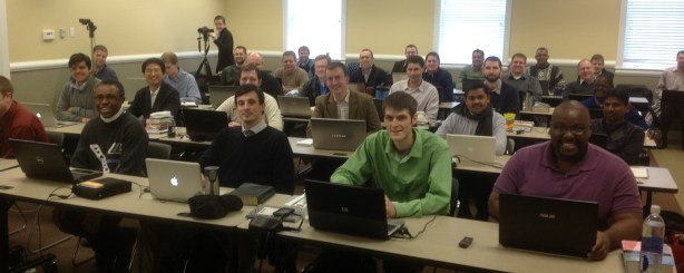 Most of My Puritan Theology Students