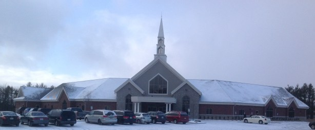 St. George Free Reformed Church Building